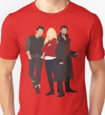 Neal, Emma, and Hook Unisex T-Shirt