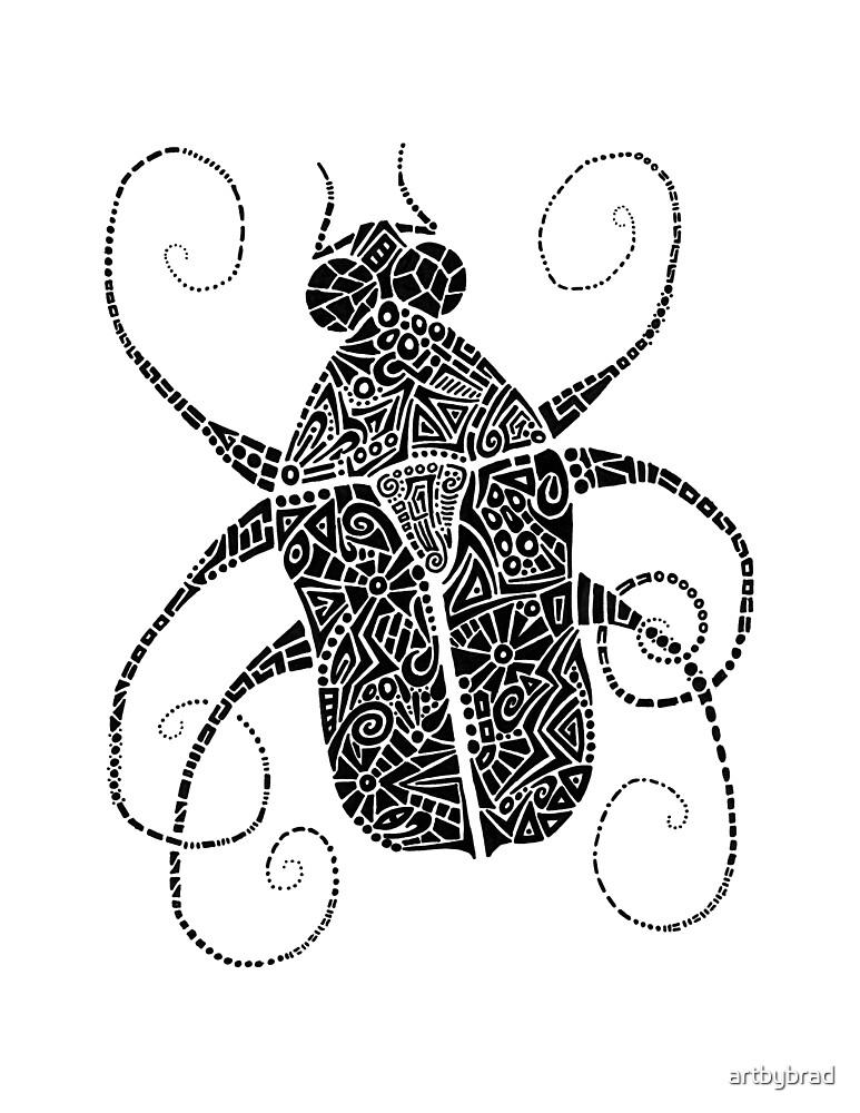 Doodle Bug 2 by artbybrad
