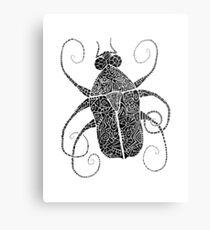 Doodle Bug 2 Metal Print