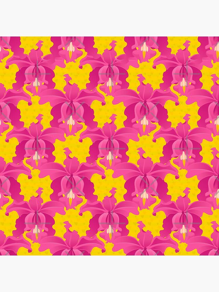 Pink Orchids by rusanovska