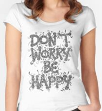 DWBH Women's Fitted Scoop T-Shirt