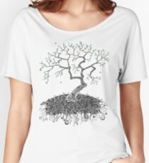 A Doodle Planted Women's Relaxed Fit T-Shirt
