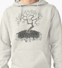 A Doodle Planted Pullover Hoodie