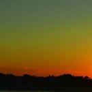 Ocracoke Sunset by Robin Black