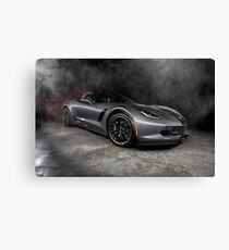 2015 Chevrolet Corvette Z06 Canvas Print