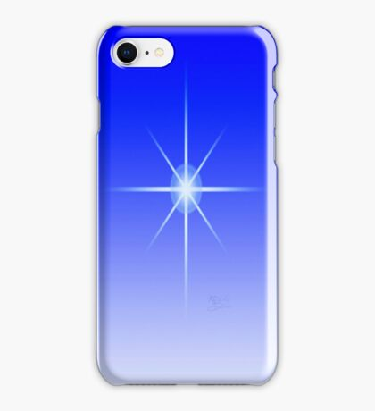 Blue Star iPhone case iPhone Case/Skin