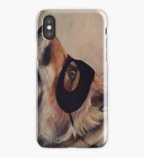 the Sly Fox iPhone Case/Skin