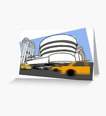 Guggenheim Greeting Card