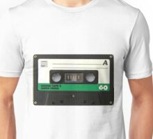Audio Cassette Tape Unisex T-Shirt