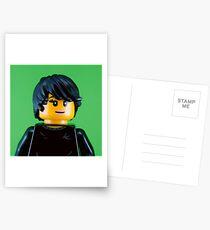 Antony Hegarty Portrait Postcards