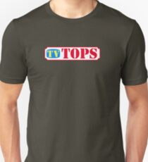 TV Tops Unisex T-Shirt