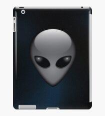 Neila the Grey - Space Theme iPad Case/Skin