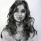 Nice girl by Lorenzo Castello