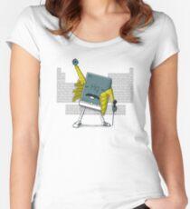Freddie Mercury Women's Fitted Scoop T-Shirt