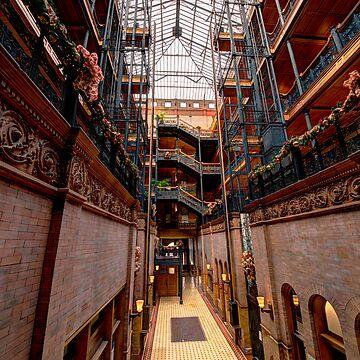 Bradbury Building by MCHerdering