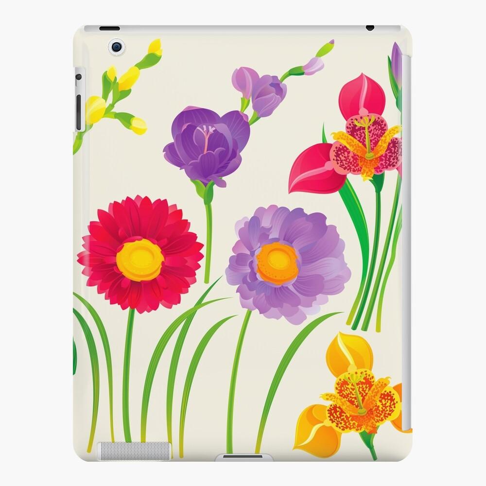 Spring Flowers iPad Case & Skin