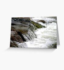 Wasser Greeting Card