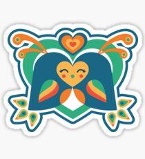 Amoureux Sticker