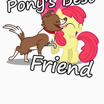 Pony's Best Friend by GrandTickler