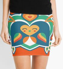 Love Birds Mini Skirt