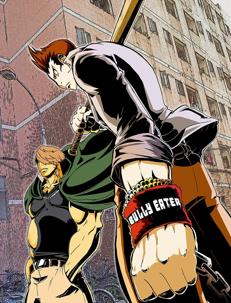 Bully Eater Promo Pic #1 by rayme3000