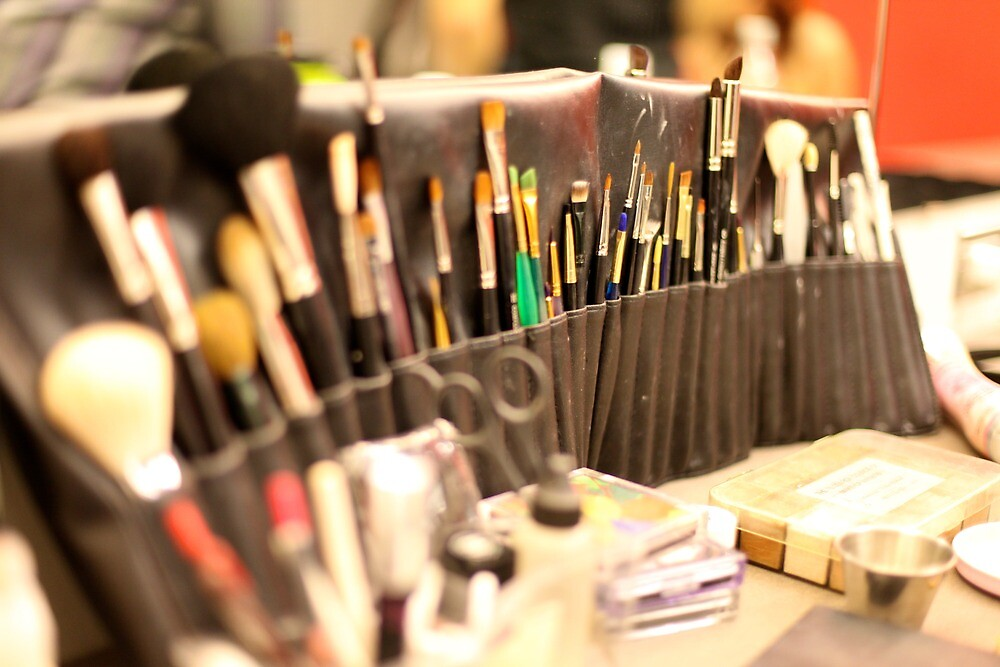 Brushes by Spring Reilly