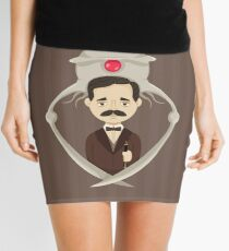 H. G. Wells Mini Skirt