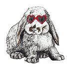 Lolita Bunny by kirstenmcnee