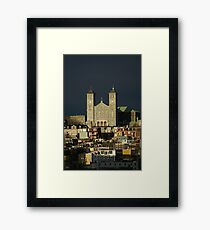 St. John's Morning Framed Print