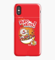 Kupo Nuts iPhone Case/Skin