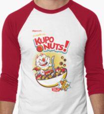 Kupo Nuts Men's Baseball ¾ T-Shirt