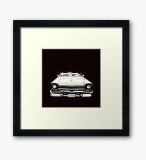 50s Ford Fairlane Convertible Framed Print