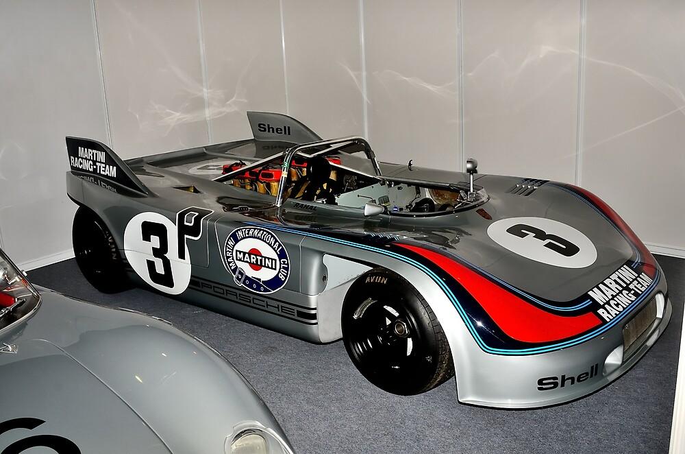 Porsche 908-3 by Willie Jackson
