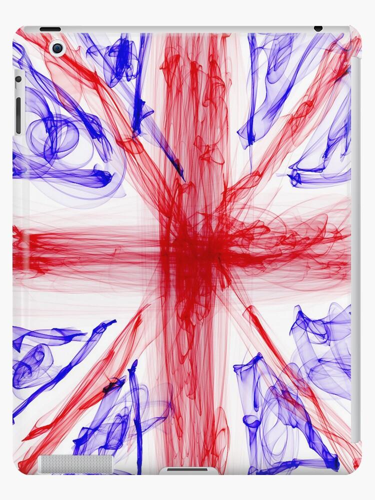 Union Jack Flag - Cool Wispy Effect by HazardousCoffee