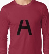 House to Astonish – Insignia Black Long Sleeve T-Shirt