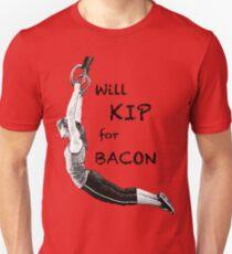 Will KIP for BACON Unisex T-Shirt