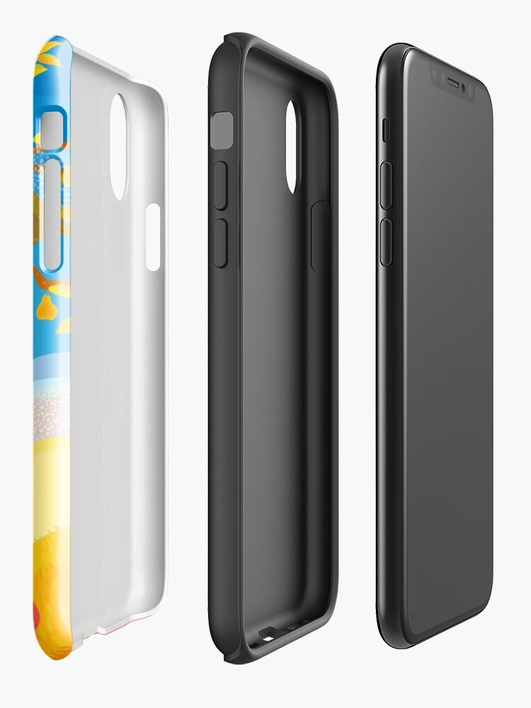 Alternate view of Autumn Farm iPhone Case & Cover