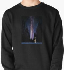 Calvin And Hobbes In The Night Pullover