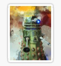 Dalek invasion of Earth, AD 2013 Sticker
