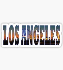 LA Sticker