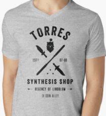 Torres Synthesis Shop Men's V-Neck T-Shirt