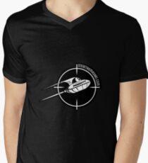 UFO logo Men's V-Neck T-Shirt