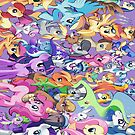 ponies (nuff said) by timothy hance