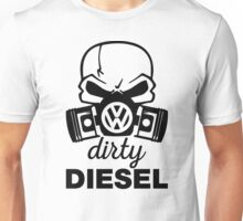 Dirty Diesel, VW Gas Mask Unisex T-Shirt