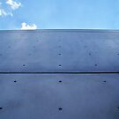 Concrete Detail, Pulitzer Foundation of the Arts, St. Louis, Missouri, Tadao Ando by Crystal Clyburn