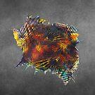 Cube - Fractal Art by JBJart