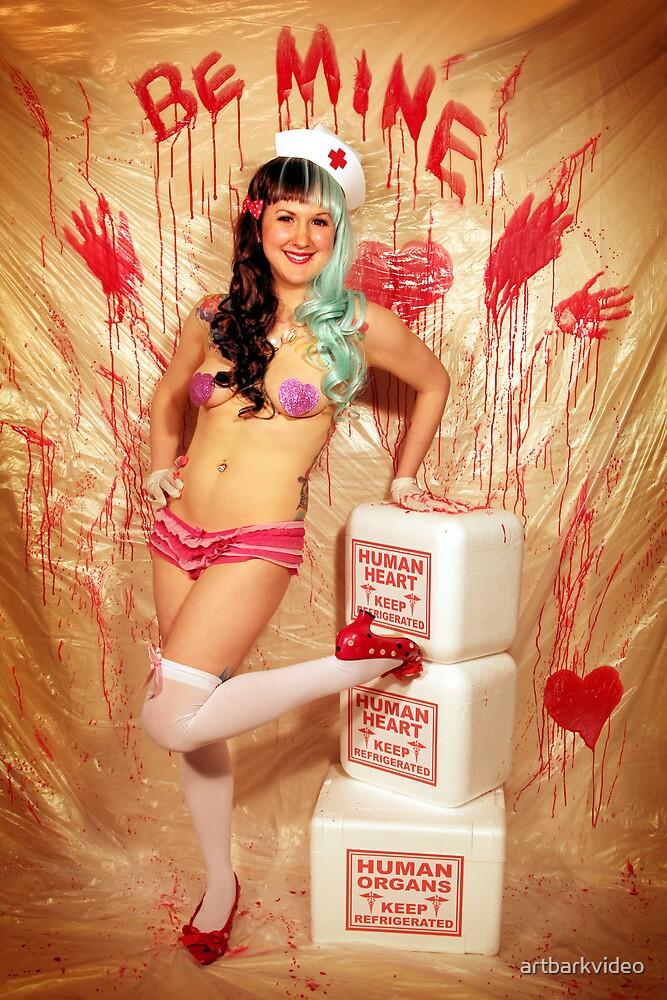 Be Mine, Valentine! by artbarkvideo