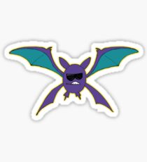Too Cool Crobat Sticker
