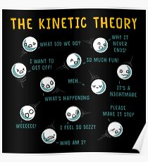 The Kinetic Theory Poster