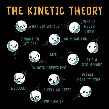 The Kinetic Theory by Wirdou